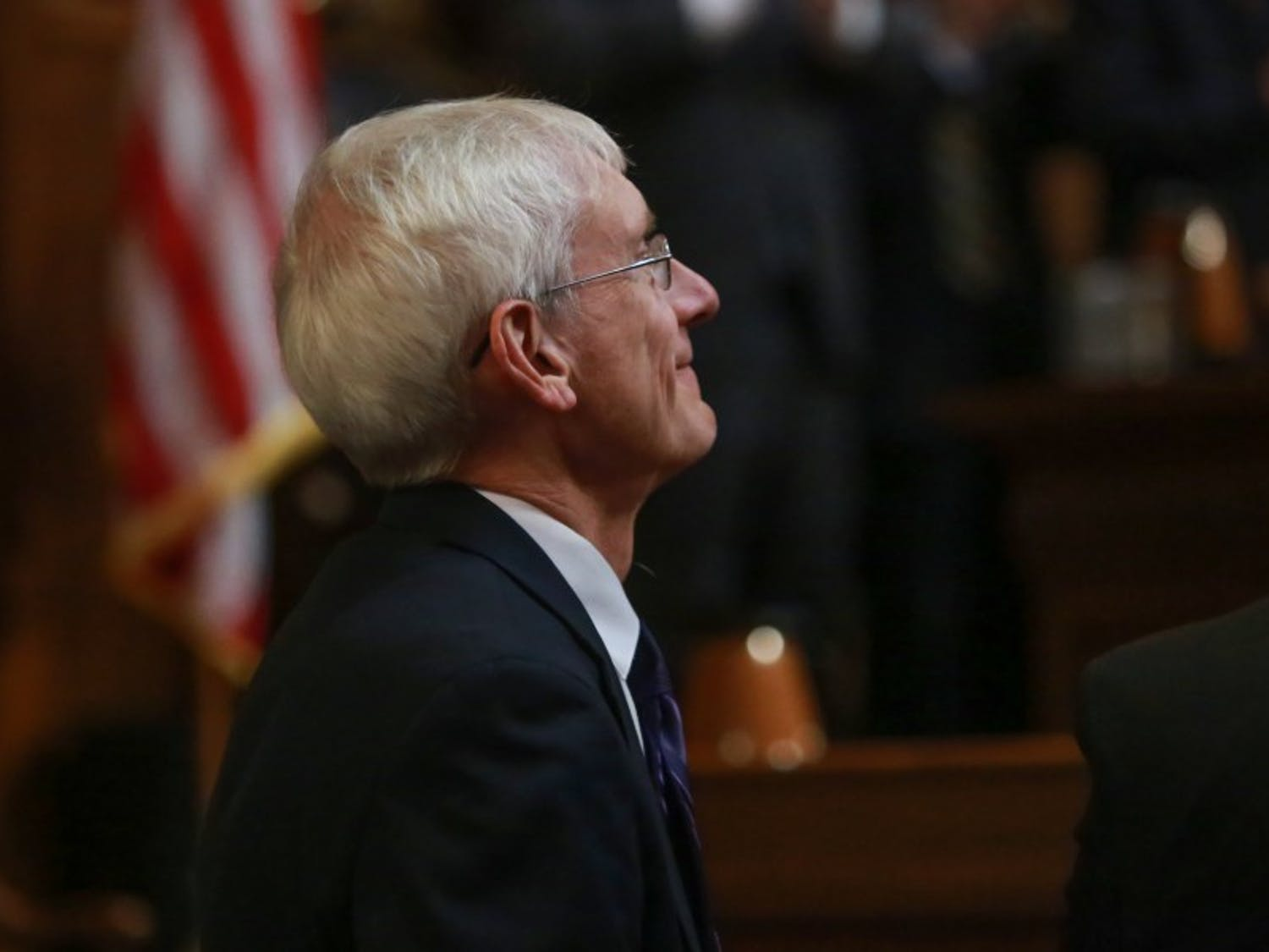 State superintendent Tony Evers is running against Gov. Scott Walker for governor. If elected, Evers says he will cut tuition for two-year UW schools by 50 percent.