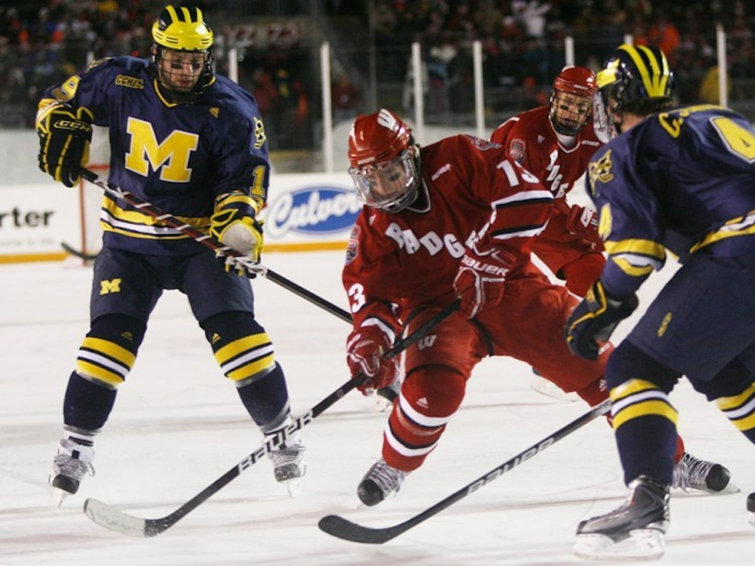 Cluttered WCHA means must-wins against Mavericks