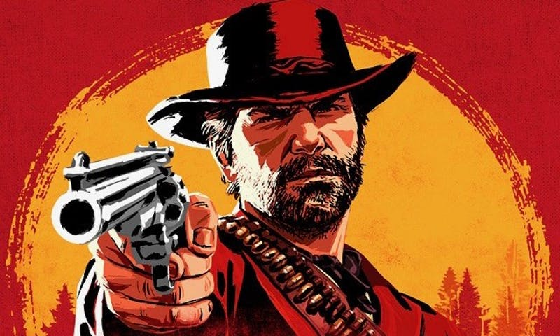 "The open world Western game ""Red Dead Redemption 2"" is one of 2018's most-anticipated releases."