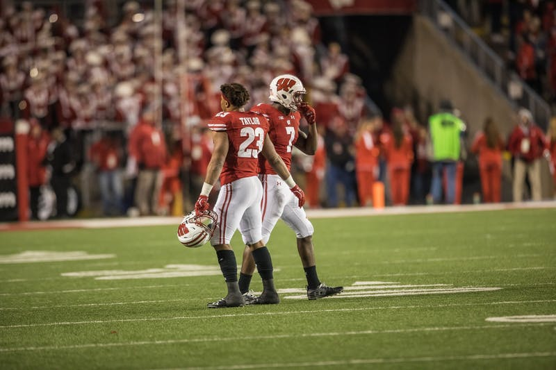 Jonathan Taylor's illustrious Wisconsin career ended at the hands of Oregon in the Rose Bowl, marking the fourth straight Rose Bowl the Badgers have lost.