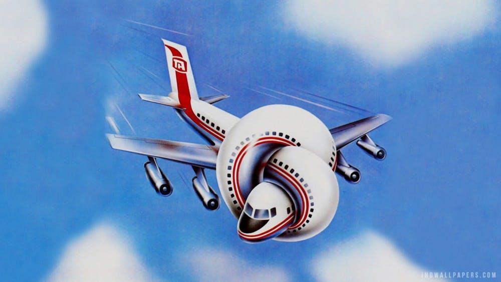 """UW-Madison Alumnus David Zucker directed the comedy classic, """"Airplane!"""""""