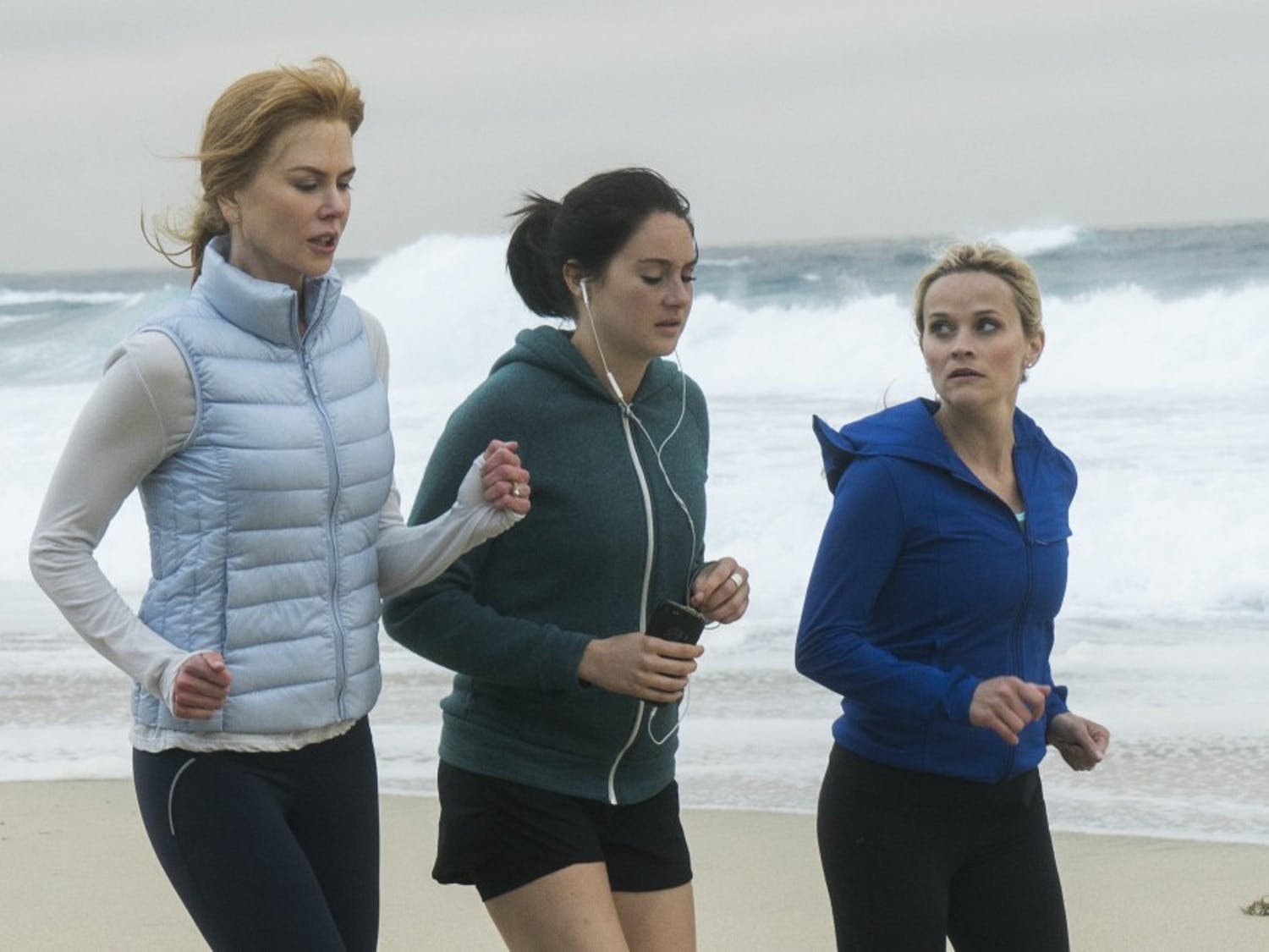 """HBO's """"Big Little Lies"""" was TV's summer hit, with a standout performance from Nicole Kidman."""