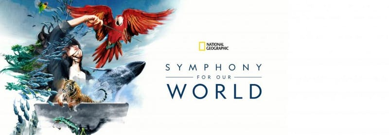 """The Overture Center played host to """"Symphony for Our World"""" - both a celebration of the planet and a call to action, advocating for environmental protection."""