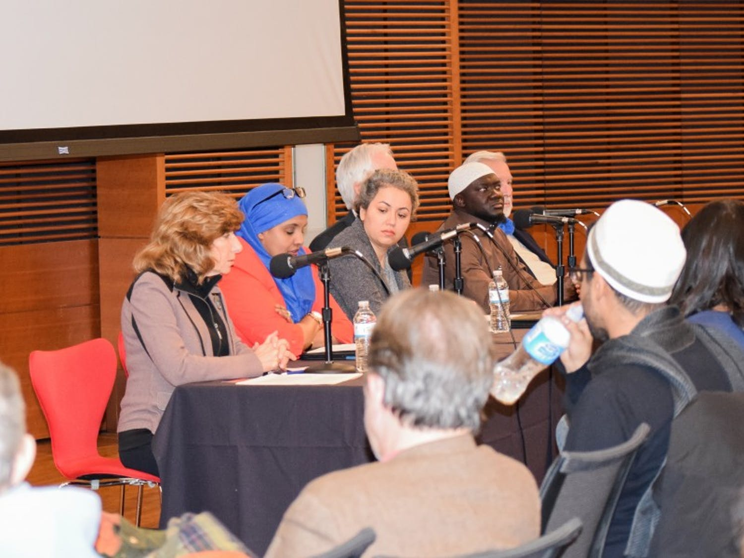 """Five expert panelists contradicted the term """"Islamophobia"""" by defining it and explaining it's history, while also discussing strategies to combat the effects of bias Muslims face from Islamophobes."""