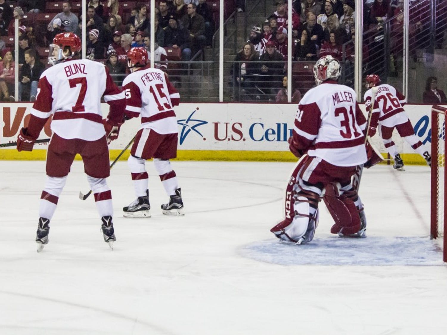 Wisconsin's men's hockey rebrand is aimed at drawing interest back to the ice at the Kohl Center.