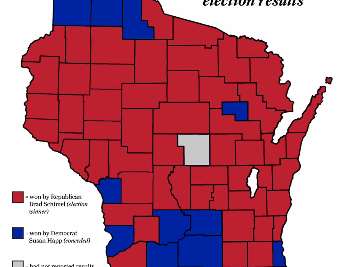 Attorney General Election results