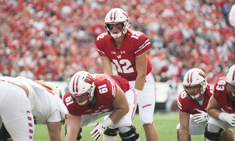 Quarterback Alex Hornibrook posted the best winning percentage in Wisconsin history in his 32 starts, but he won't return for his senior season.
