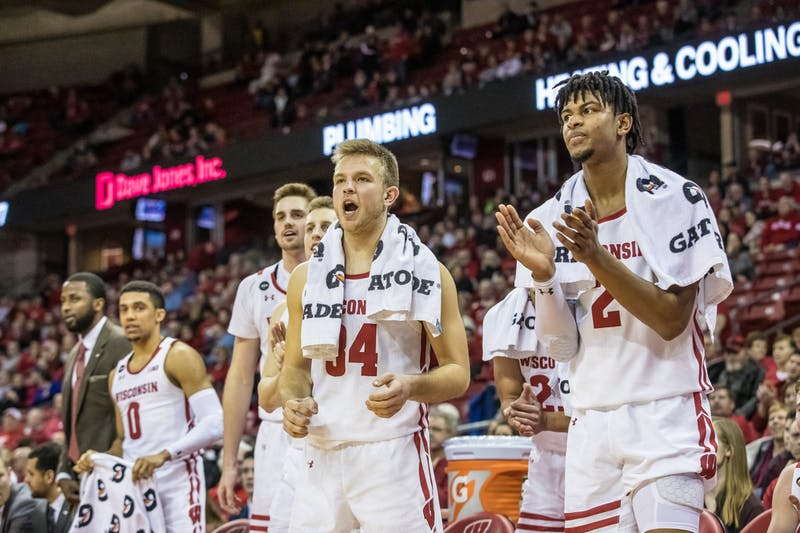 Wisconsin has the players on it's roster now to stay competitive, and even improve throughout the rest of the season.