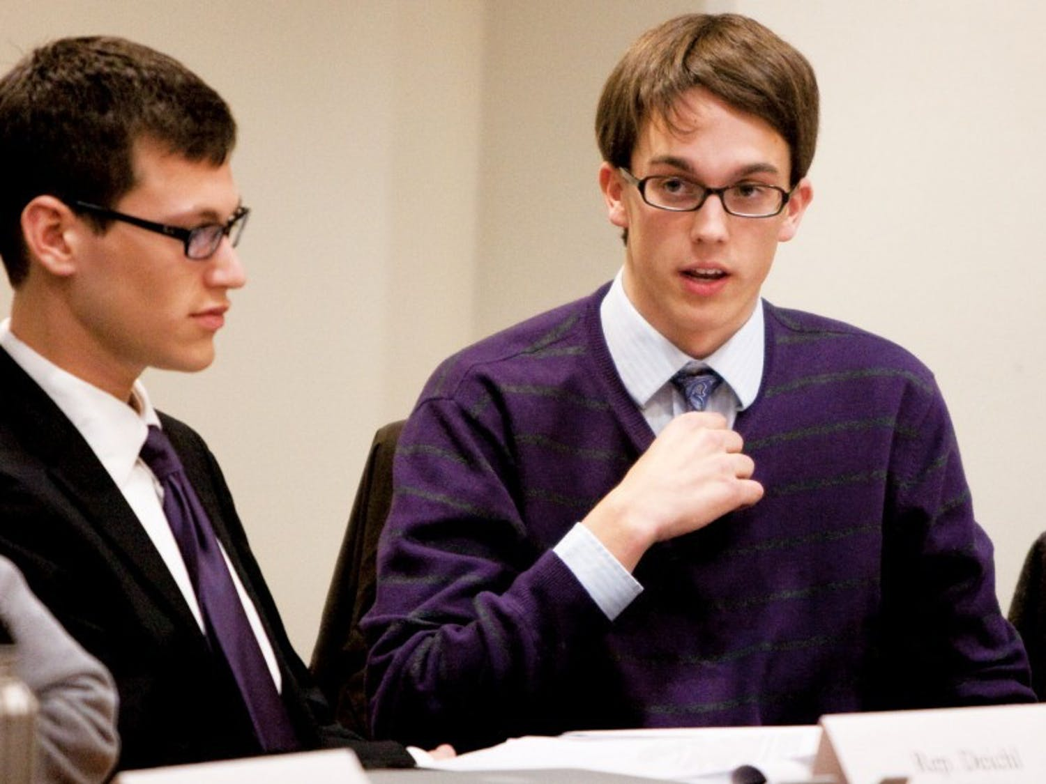 ASM Student Council discusses, approves finalized internal budget