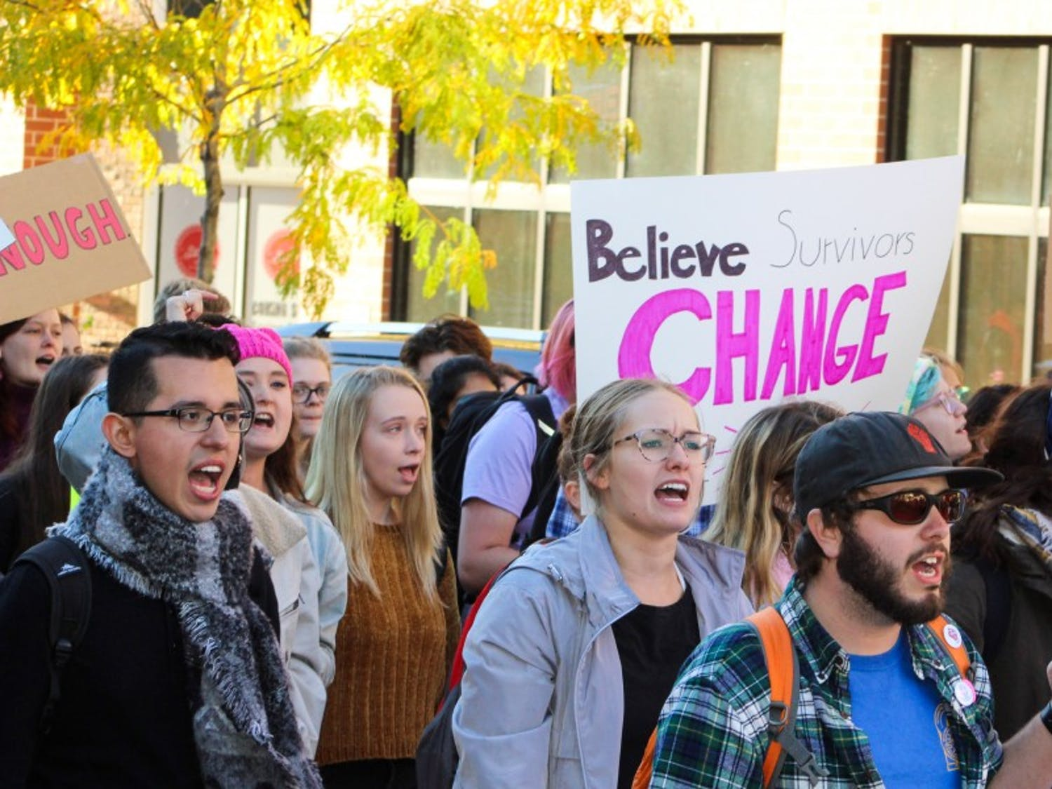 Students have shown both disdain and support for Supreme Court Justice Brett Kavanaugh.