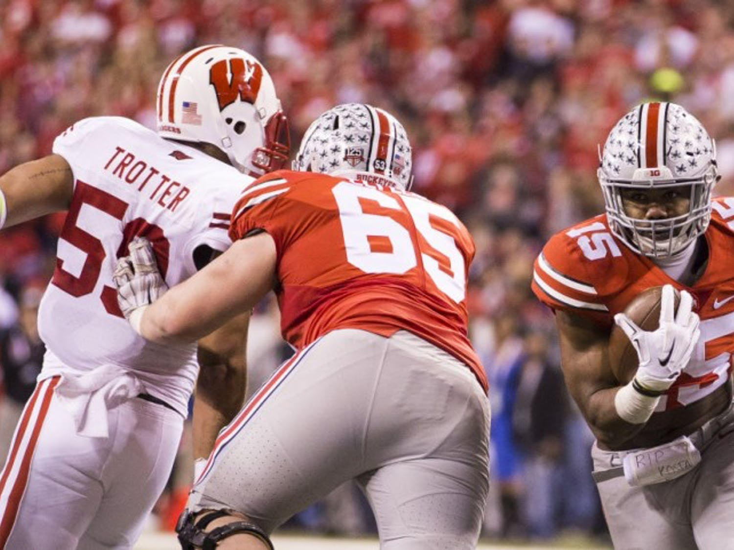 The last time UW and OSU met in the Big Ten Championship was in 2014 when Ohio State rocked the Badgers 59-0.