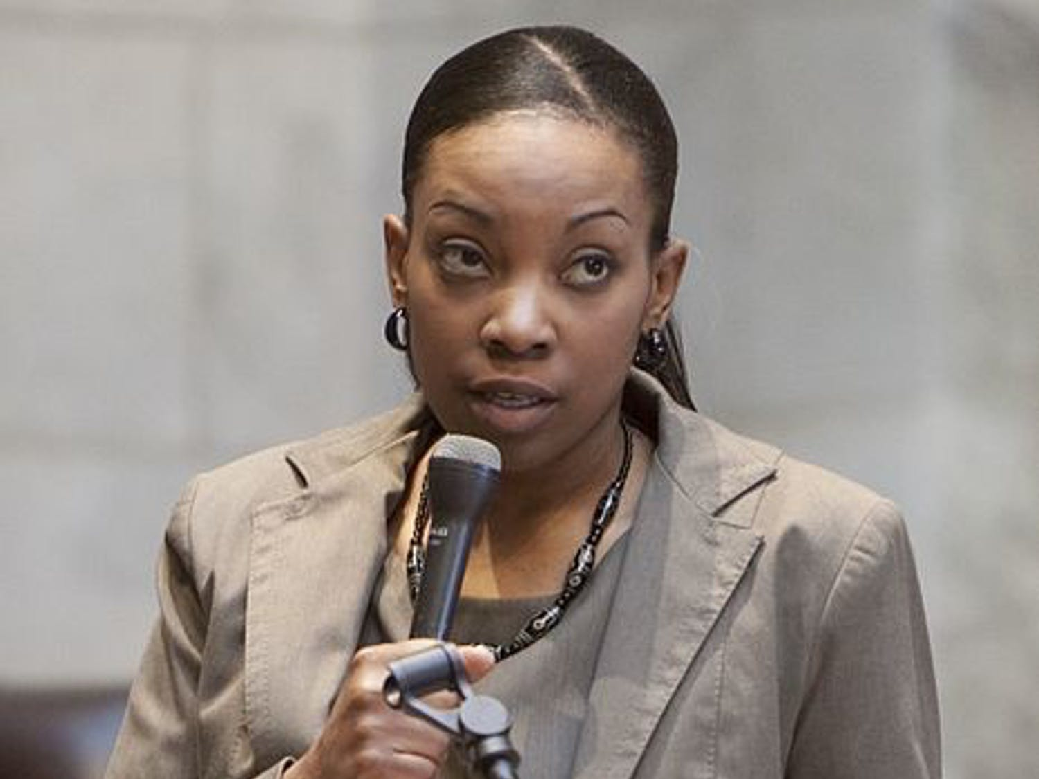 Tamara Grigsby died unexpectedly this week from unspecified health complications.