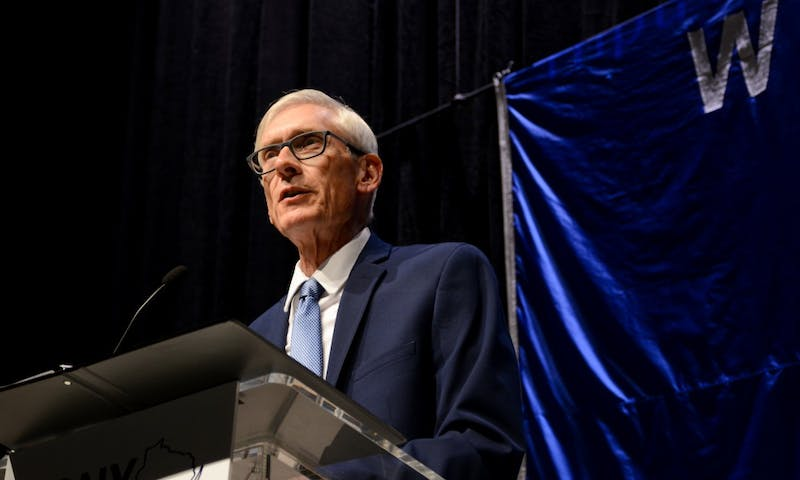 Gov  Evers calls for state of emergency due to weather, UW