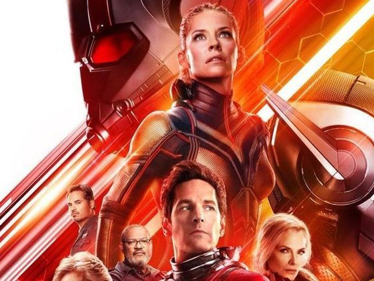"""""""Ant-Man and the Wasp"""" is out now in theaters."""