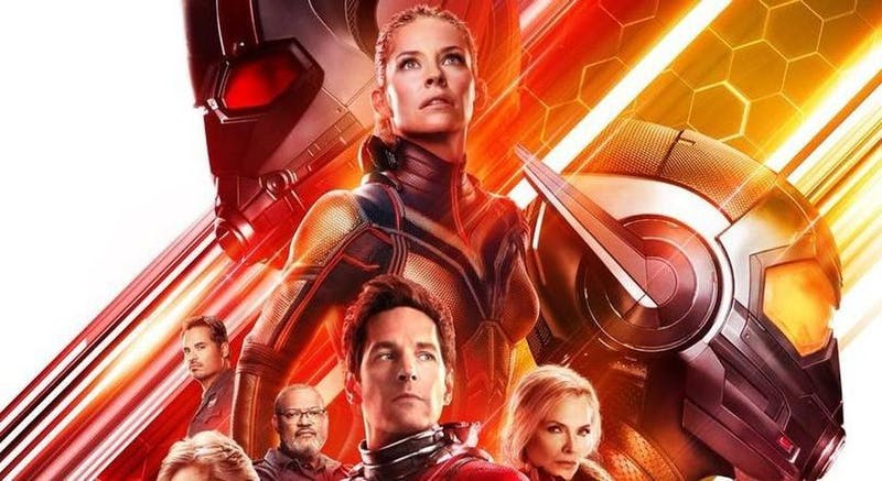 """Ant-Man and the Wasp"" is out now in theaters."
