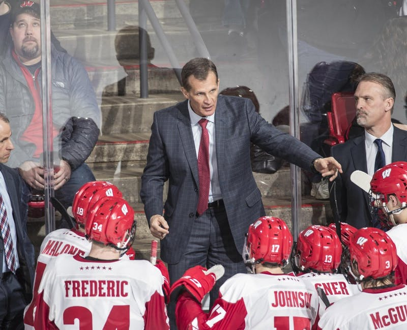 At 4-4-0, the Badgers have shared similar starts in each of coach Tony Granato's four seasons in Madison. This weekend's series against No. 20 Omaha could prove to be an inflection point for the Badgers this season.