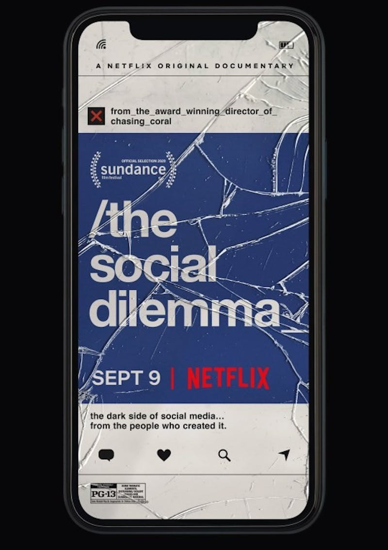 """The Social Dilemma"" explores the detrimental impact of social media, with help from those who created it."