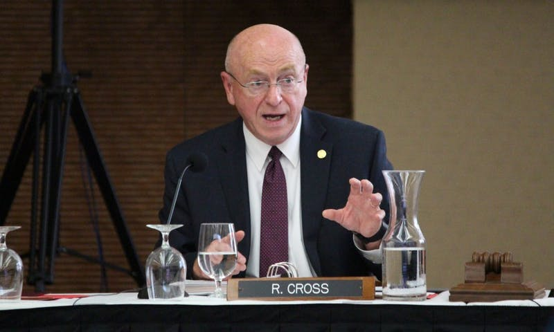 The Board of Regents passed a free speech policy resolution Friday that gives strict punishment to students who disrupt a controversial campus speaker.
