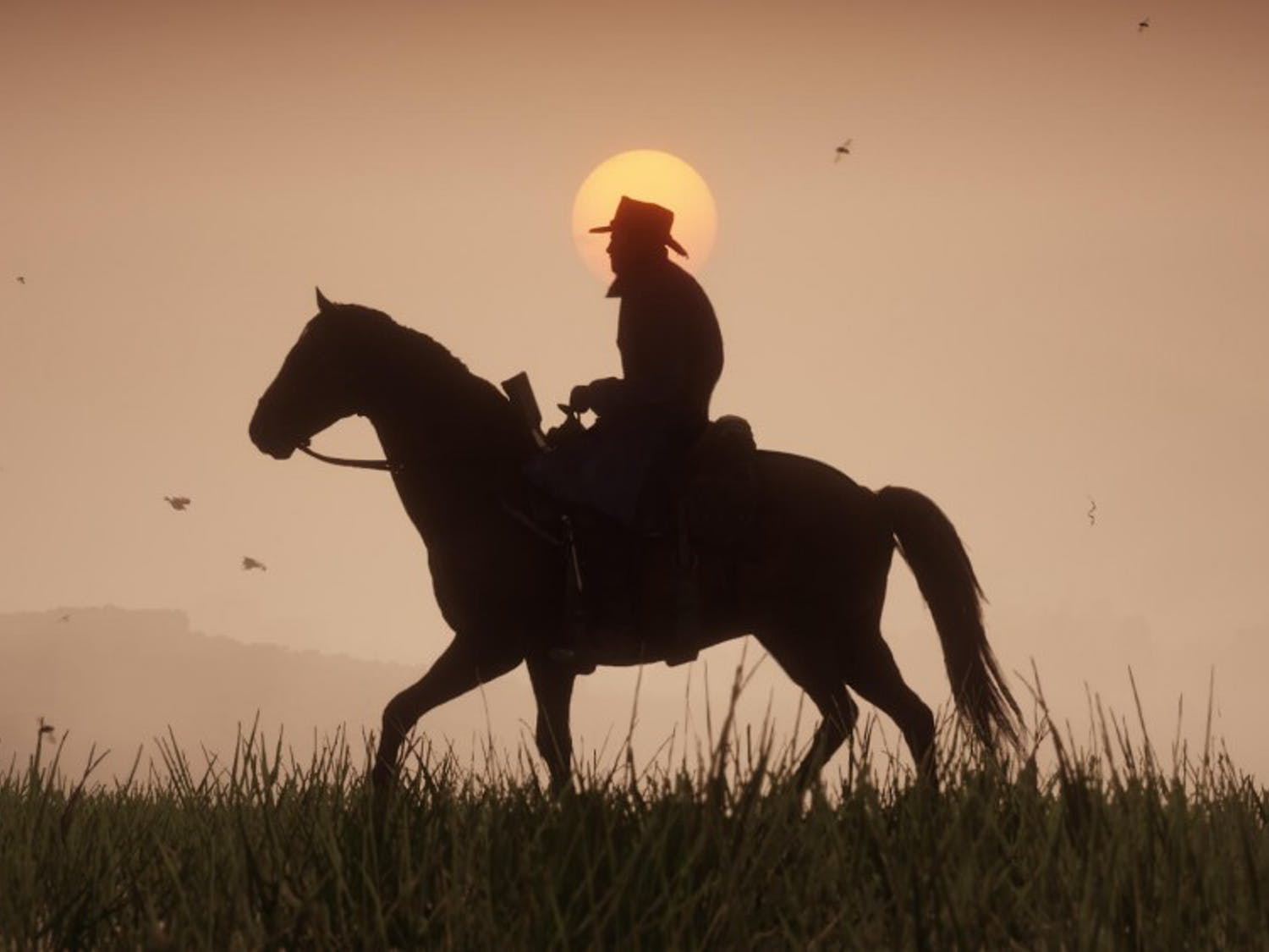 "Compared to Rockstar's earlier games, ""Red Dead Redemption 2"" feels like a visual novel, more a simulation of what life as a highwayman in late-19th century America may have been like than an arcade machine for the player's amusement."