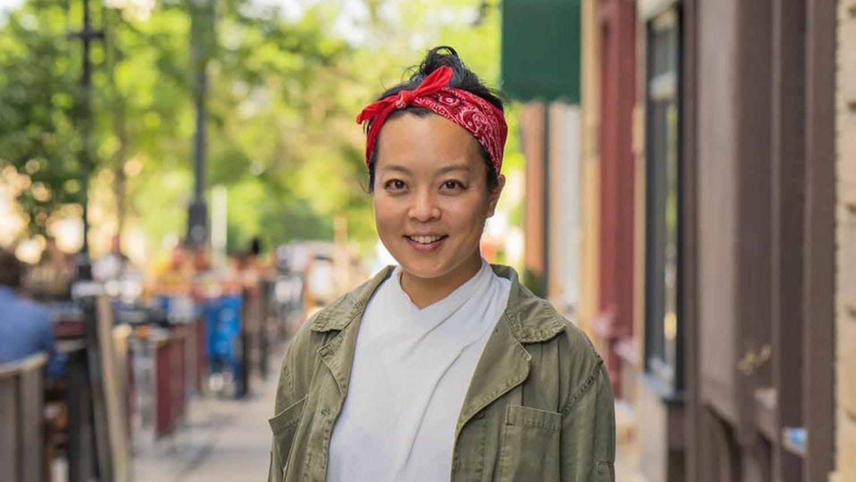 Photo of Francesca Hong.
