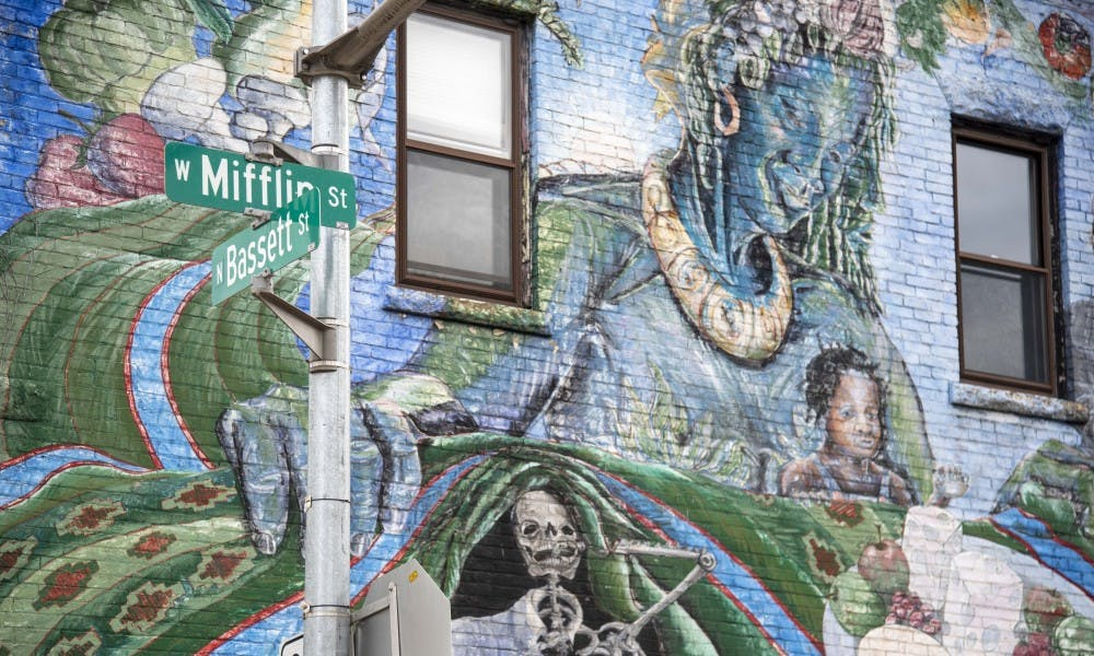 <p>A Wisconsin-based nonprofit launched a year-long project Tuesday seeking community input on a new Mifflin Street mural honoring Madison's values.</p>