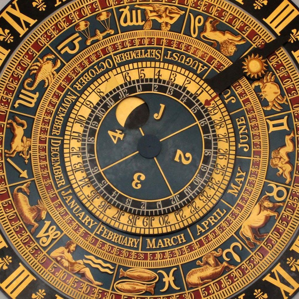 Almanac-Astrology