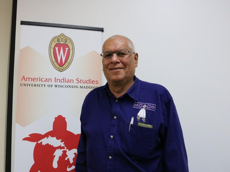 Leland Wigg is UW-Madison's Spring Elder in residence.