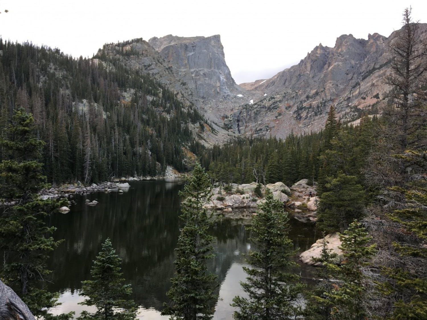 The Rocky Mountain National Park is one of over 400 national parks directed by Jonathan Jarvis. He has been the current director of the National Park Service since 2009.