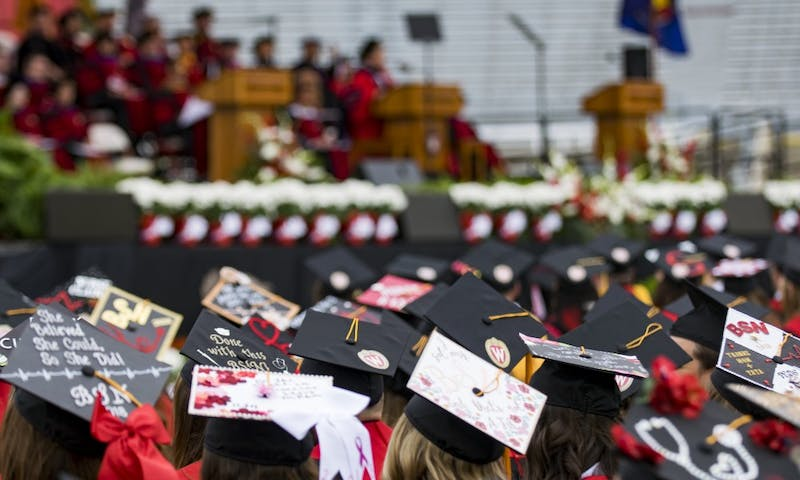 The number of degrees UW-Madison has awarded increased by 32 percent over the past two decades — Chancellor Rebecca Blank attributes this success to improved advising and summer course options.