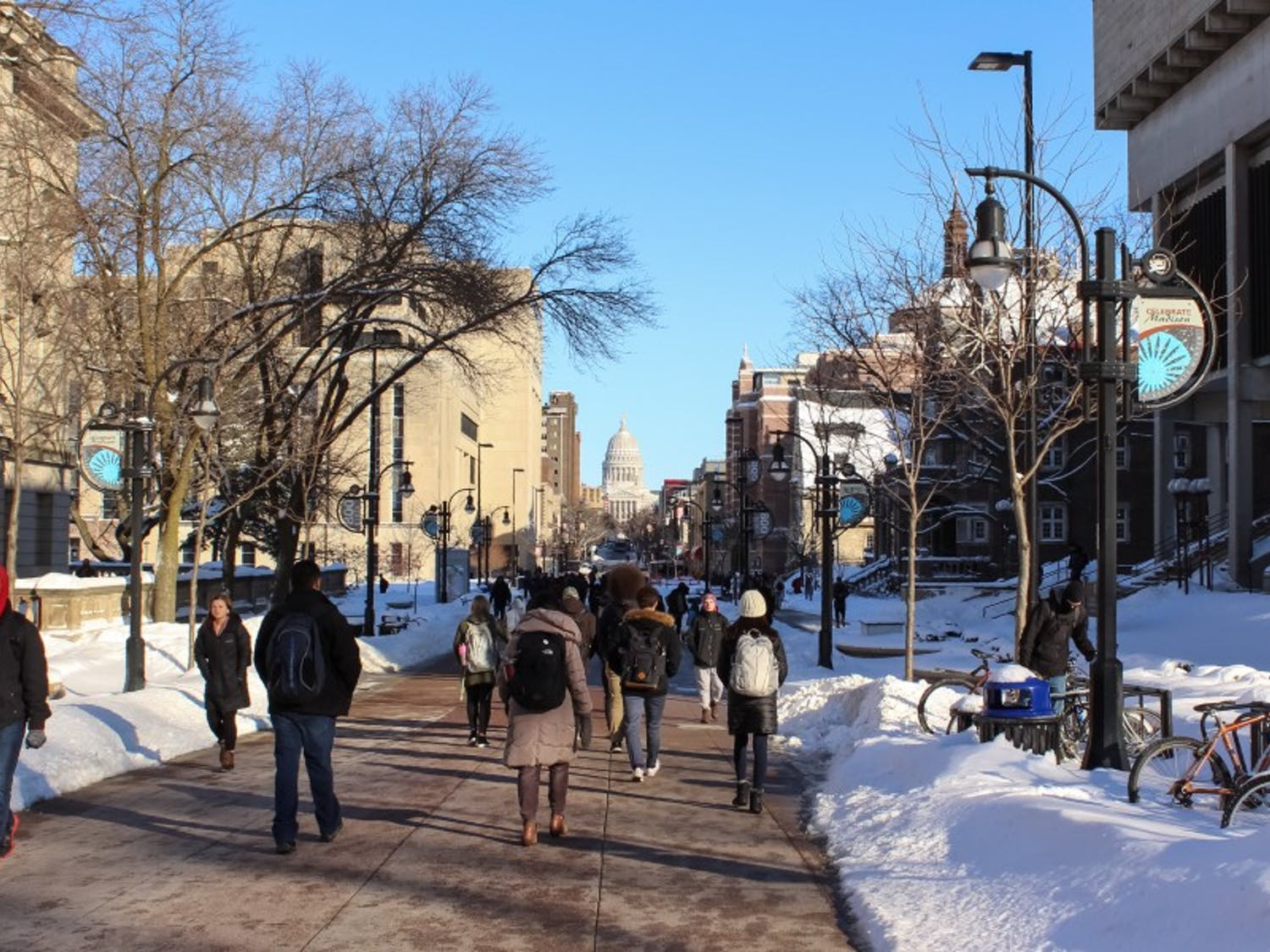 UW-Madison graduate schools ranked high in new report.
