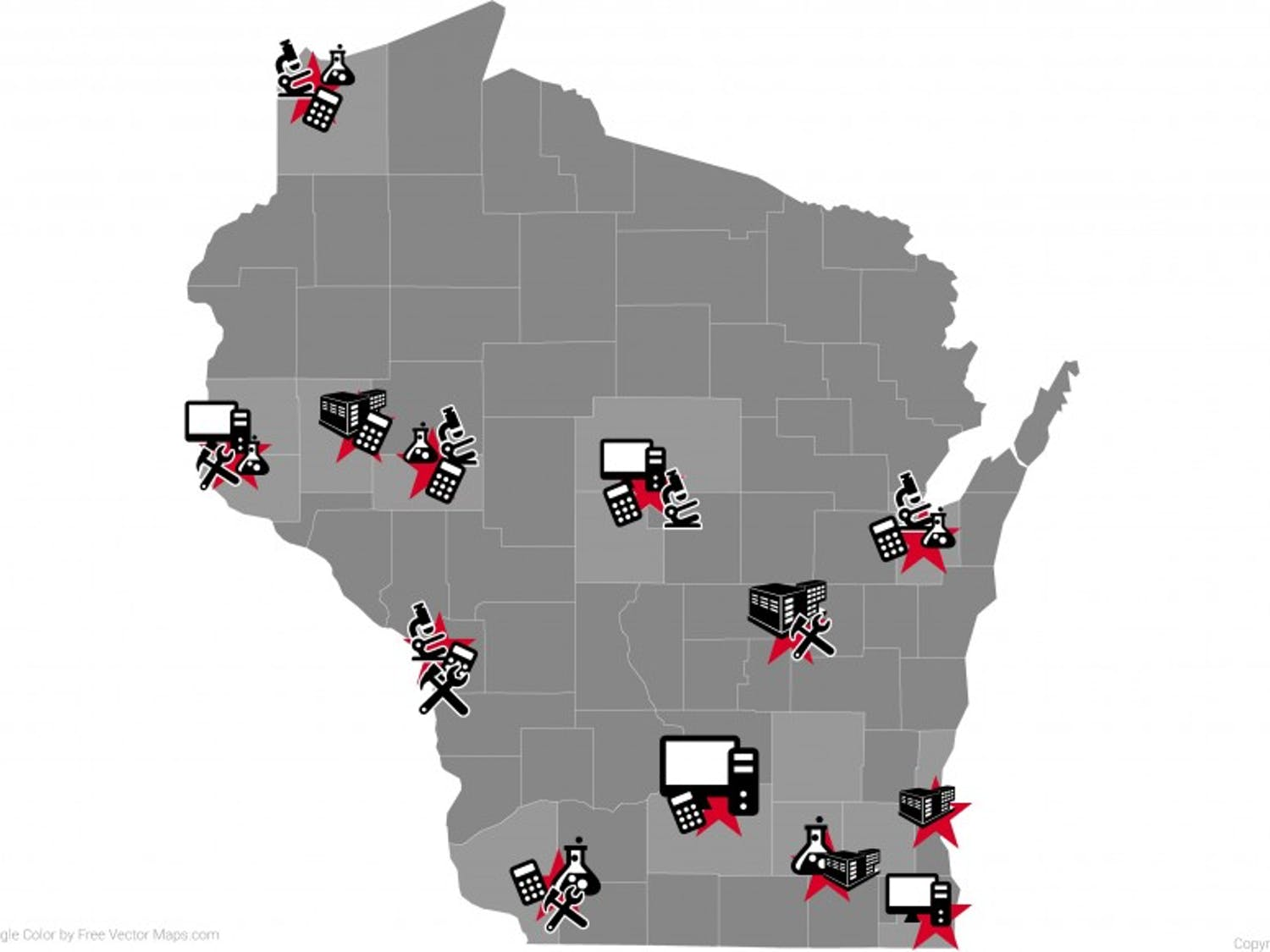 UW System STEM programs may provide stepping stones to success following graduation