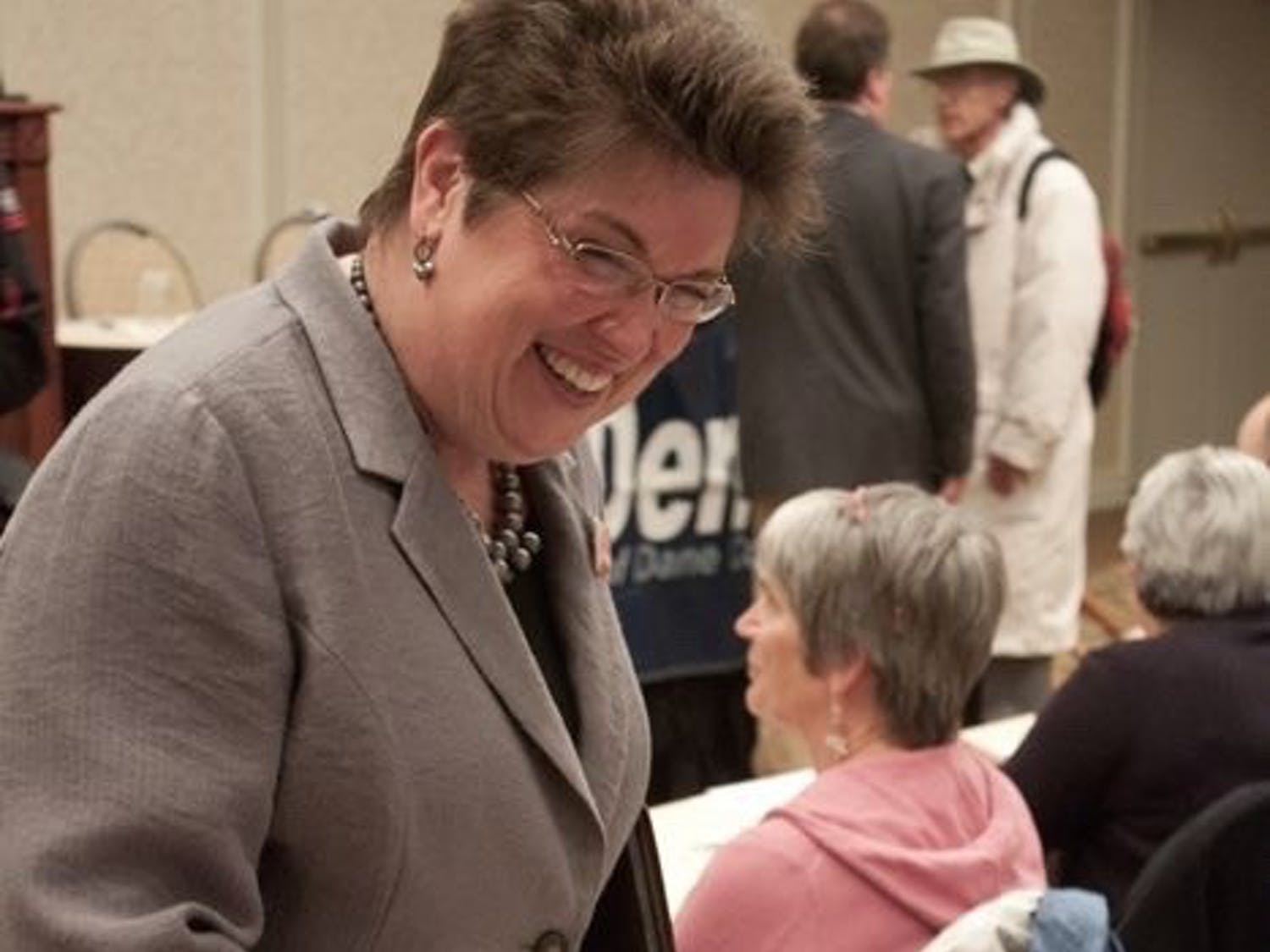 State Sen. Kathleen Vinehout, D-Alma, announced Monday she will enter the 2018 race for governor.