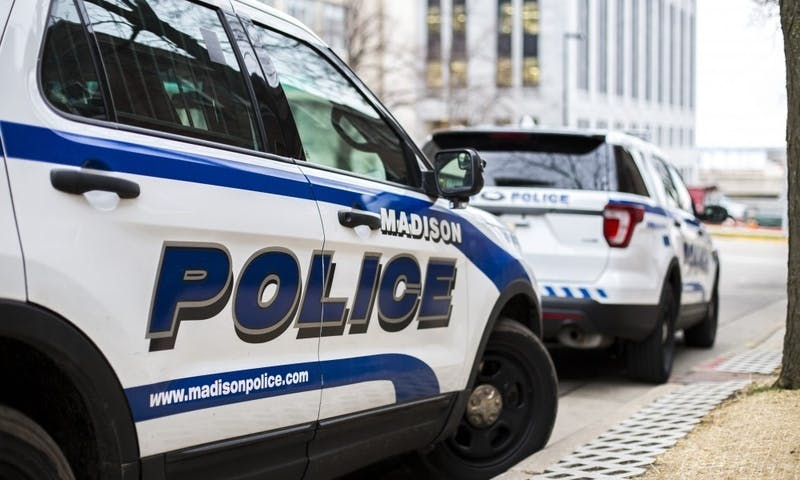 Madison Police Department officers responded to a report of a man with a gun in West Madison on Sunday night.