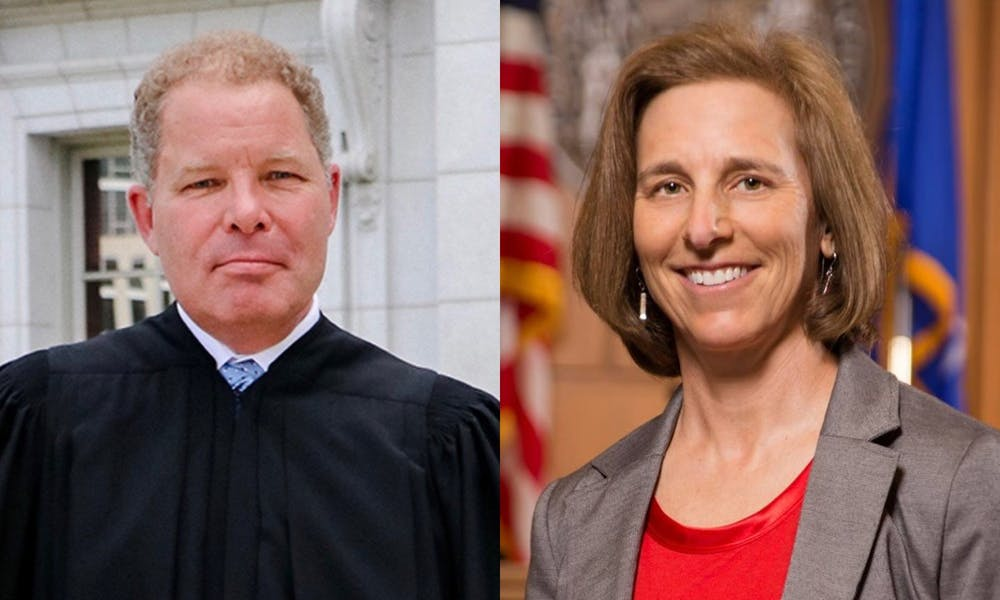 <p>Jill Karofsky beat incumbent Justice Daniel Kelly in a race that cuts the conservative majority of the Court to 4-3.</p>