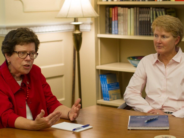 Lori Berquam named interim vice chancellor for student affairs