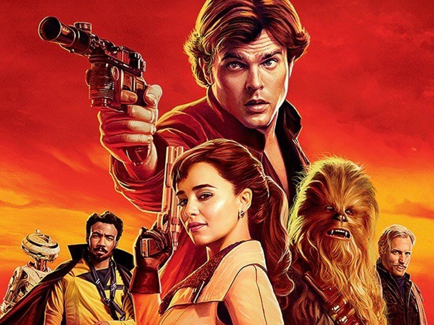 """""""Solo"""" is an entertaining ride,butit doesn't tell us anything we couldn't have already guessed about the classic Star Wars character."""