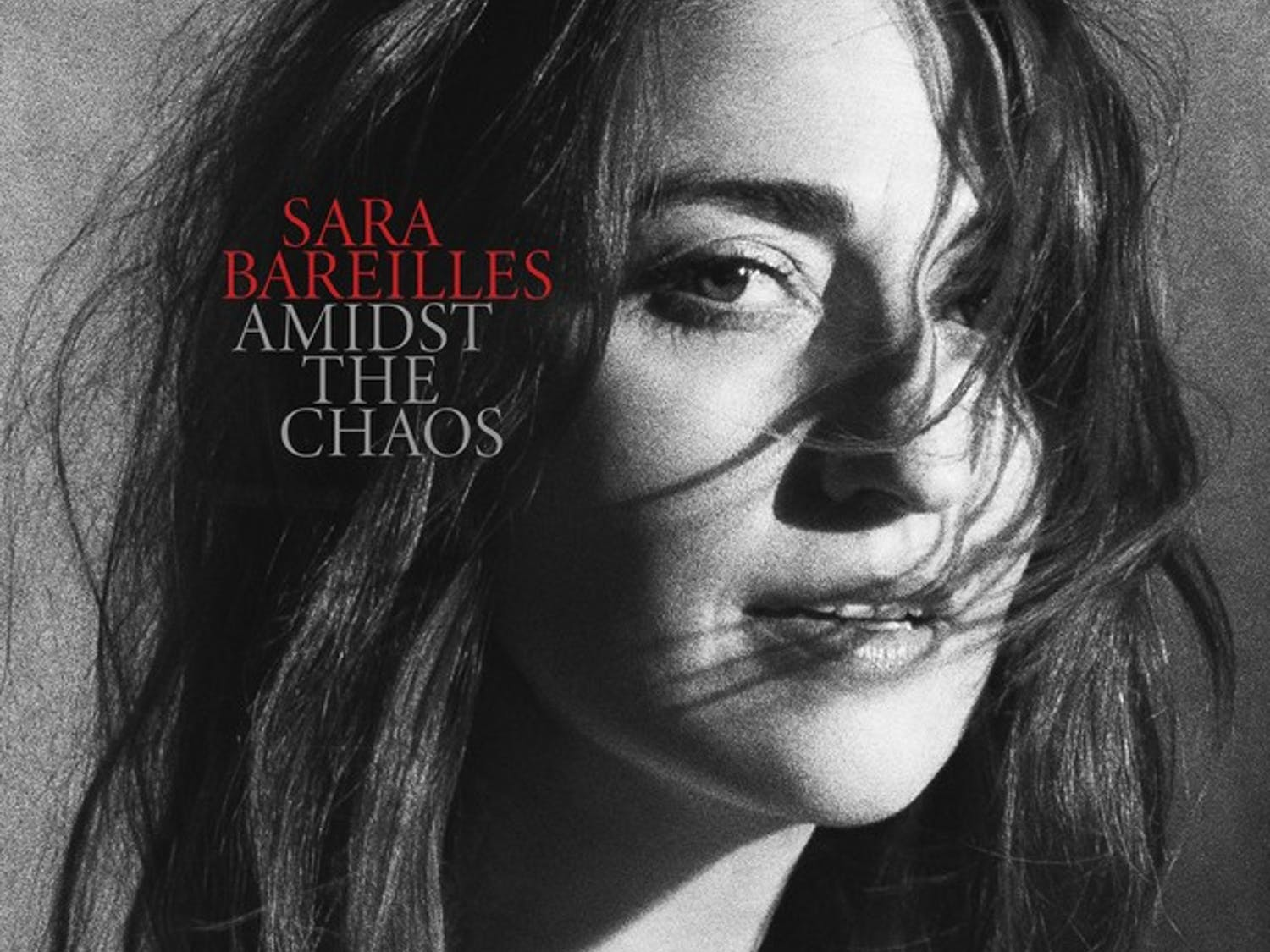 After six years, Sara Bareilles returned with Amidst the Chaos — a revelatory search for love and unity in places of defiance through powerful ballads and infectious rhythms.