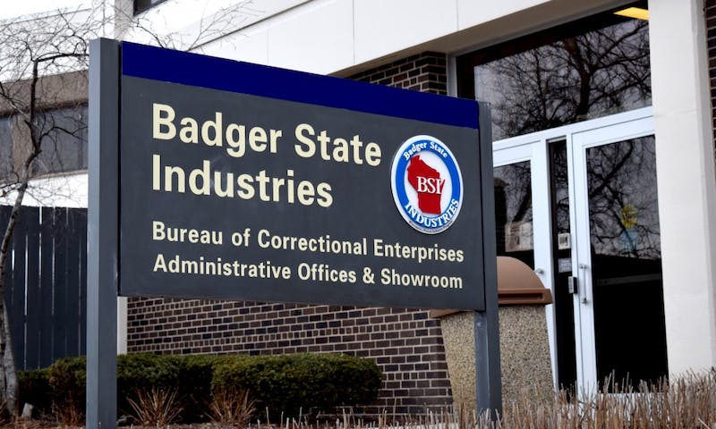 Wisconsin state statutes obligate UW-Madison to purchase prison-produced goods from Badger State Industries, and the university spent nearly $1.6 million on these in the 2015 fiscal year.