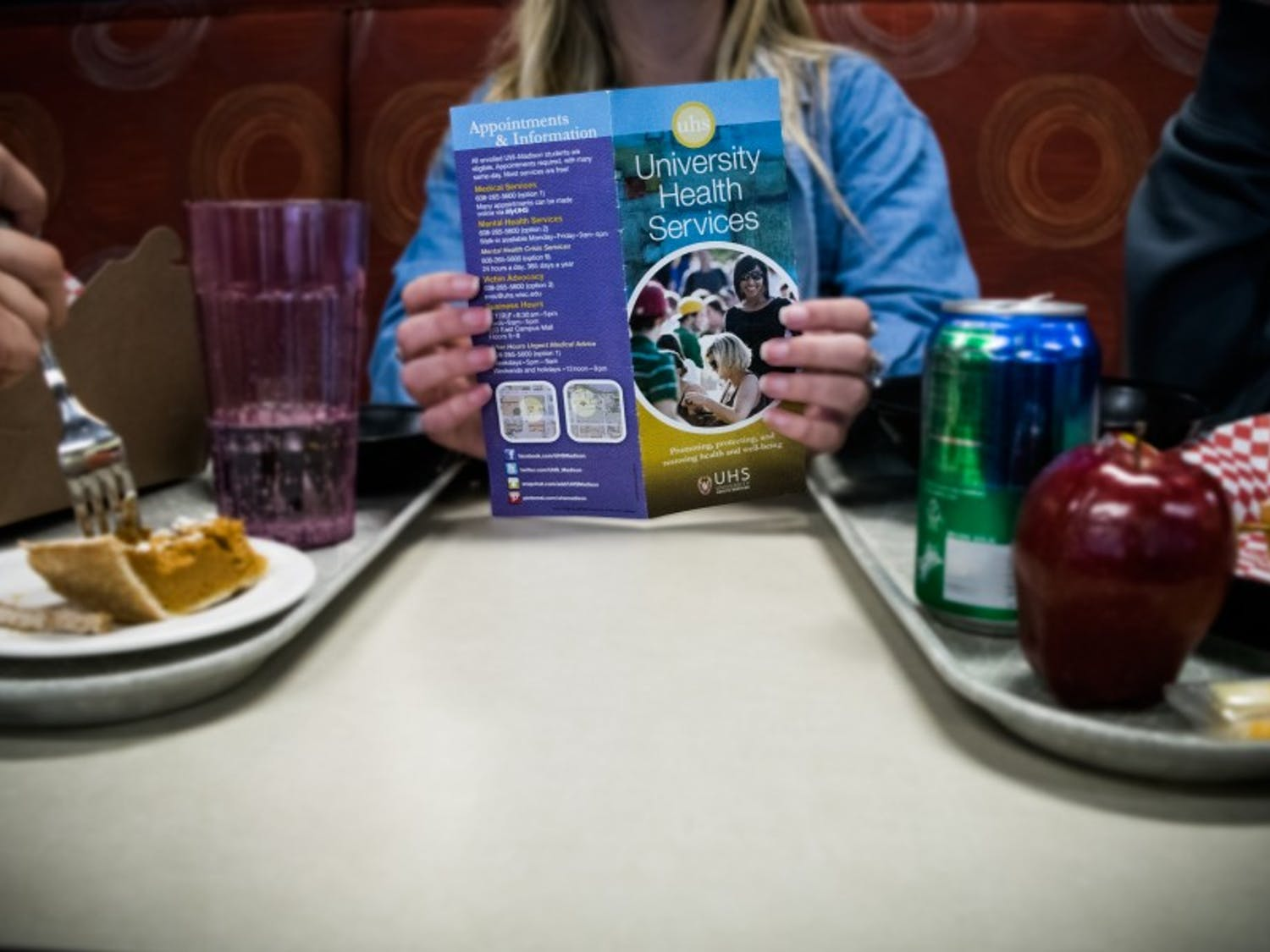 At UW-Madison, 19.7 percent of students screened positive for an eating disorder.