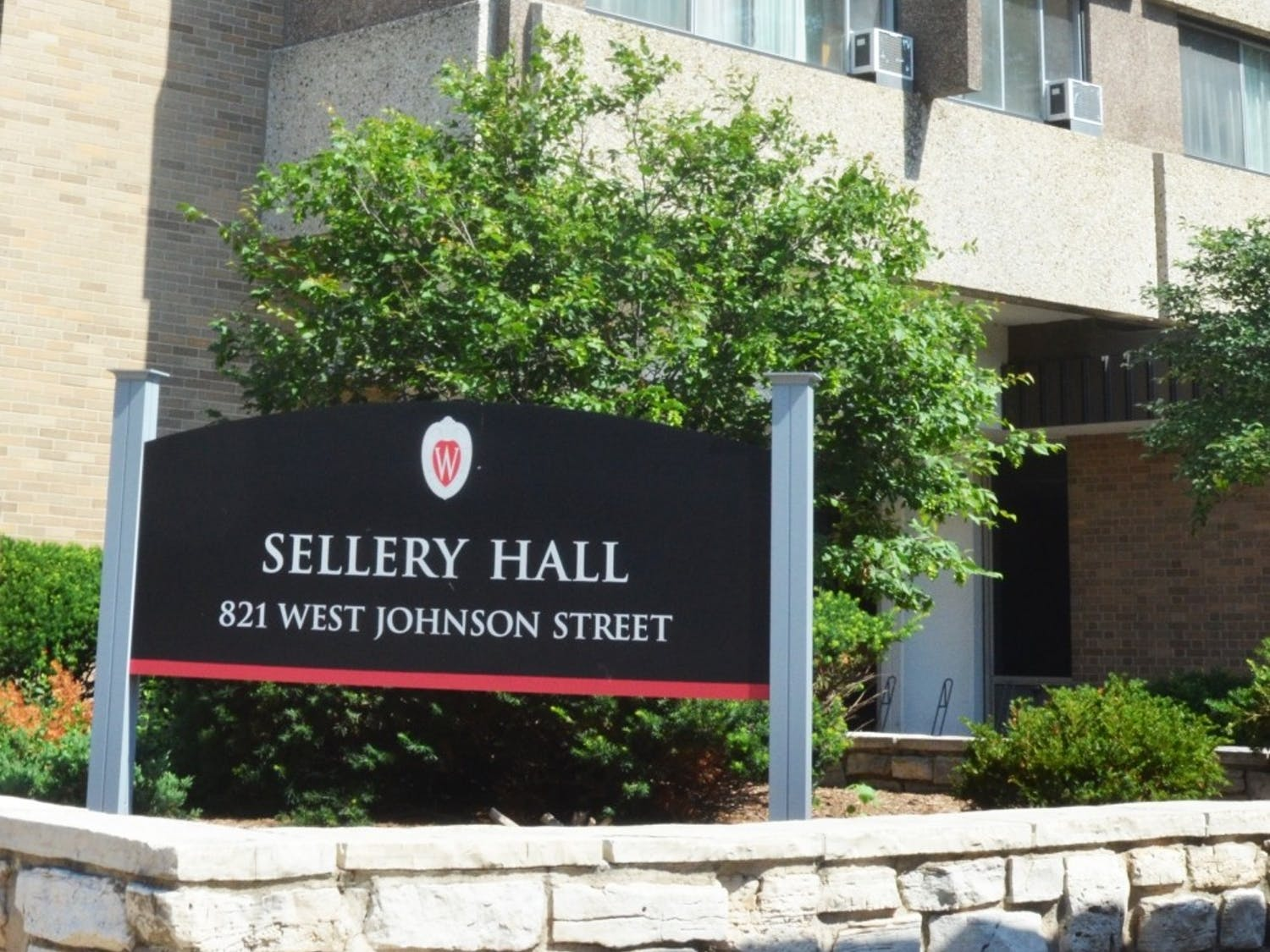 Larry Seidl, 18, was arrested twice in two consecutive weekends for incidents in Sellery and Ogg Halls.