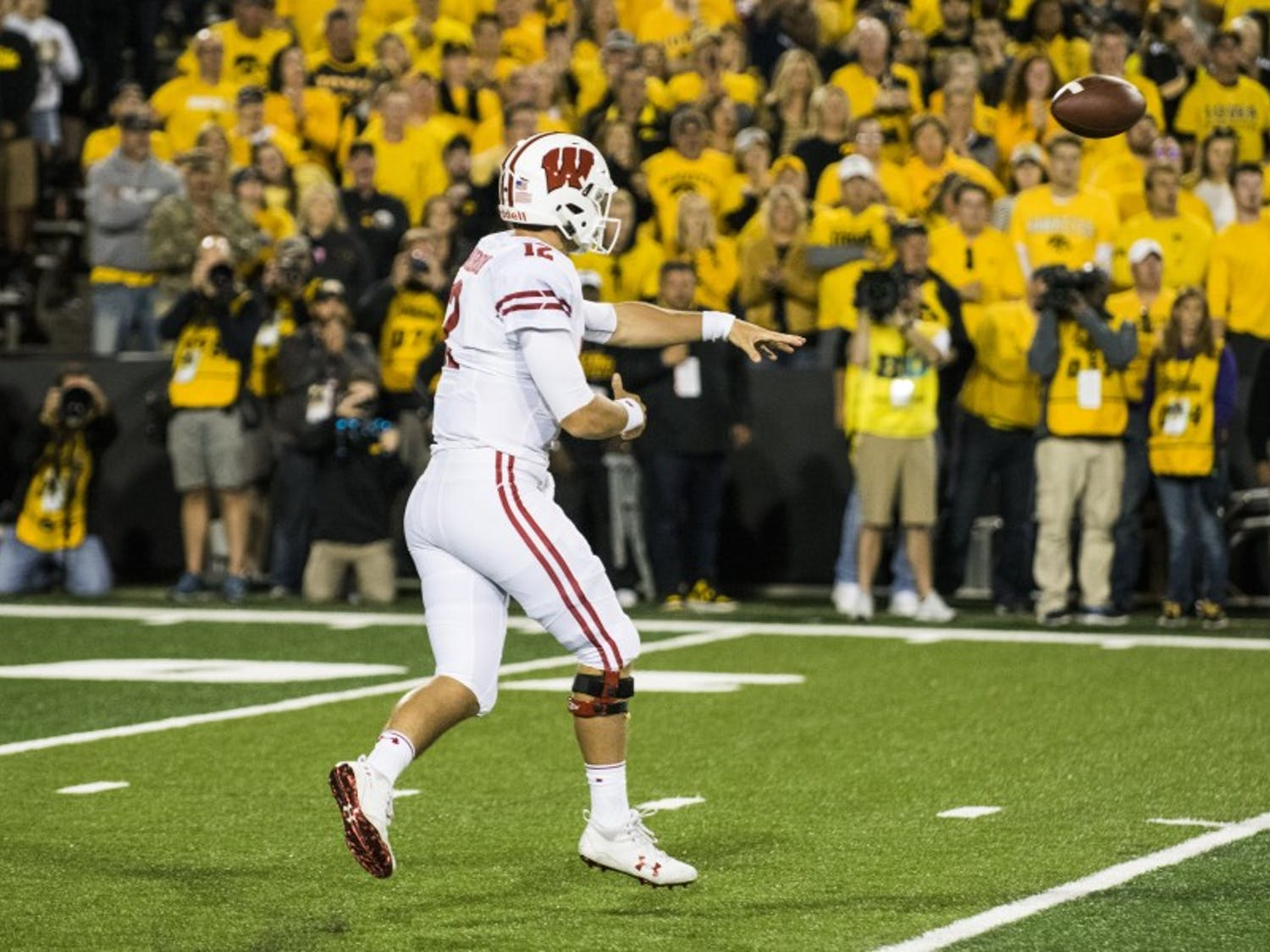 Turnovers have been an issue for junior quarterback Alex Hornibrook since he became a starter in 2016, and Illinois' secondary has shown the ability to change the game with a pick — or multiple — this season.
