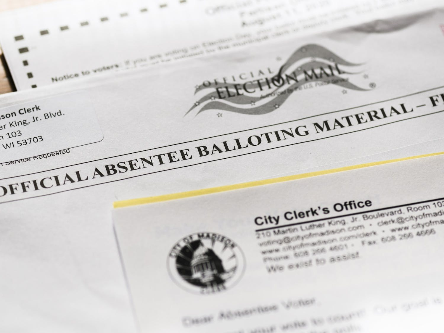 Almost two million absentee ballots have been cast in Wisconsin as the state figures to play a pivotal role in the 2020 presidential election.
