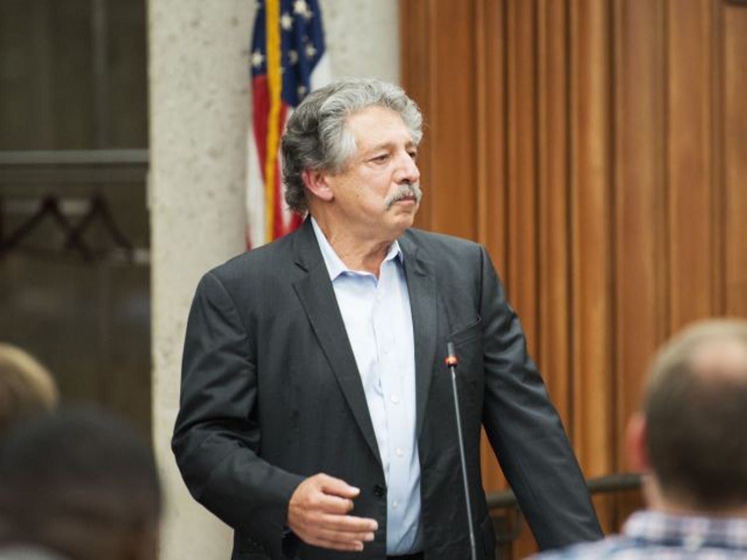 Madison Mayor Paul Soglin said Saturday he might run for Wisconsin governor, after considering the success likeminded Sen. Bernie Sanders had in last year's presidential primary.