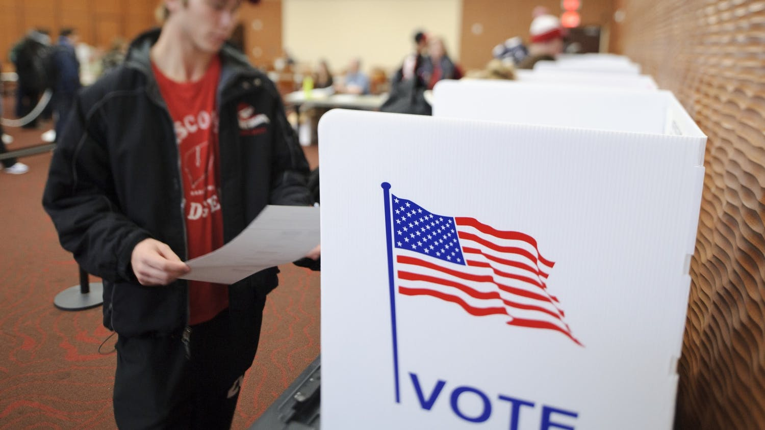 """The new """"Final Five"""" proposal would make primaries nonpartisan and allow voters to rank their choices for candidates for the U.S. House and Senate."""