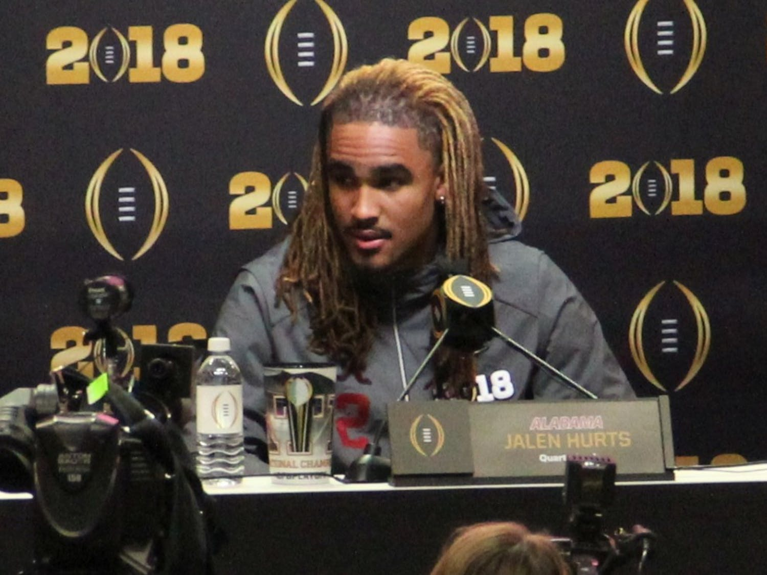 After the Badgers' struggles in the passing game last season, it would be a good idea to find a graduate transfer quarterback — potentially someonelike Alabama quarterbackJalen Hurts.