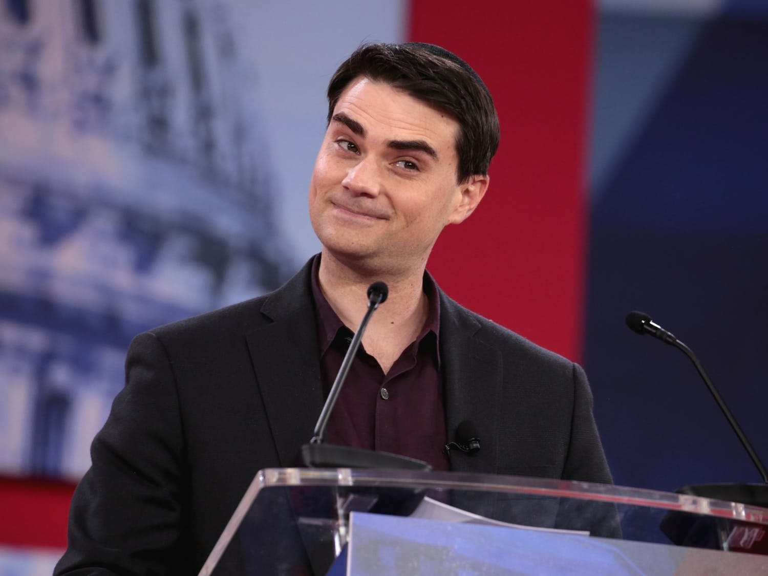 Opportunistic right-wing commentators like Ben Shapiro twist cancel-culture's pursuit of purity into an attack on the First Amendment, likely having an effect on Republicans who might have considered voting blue