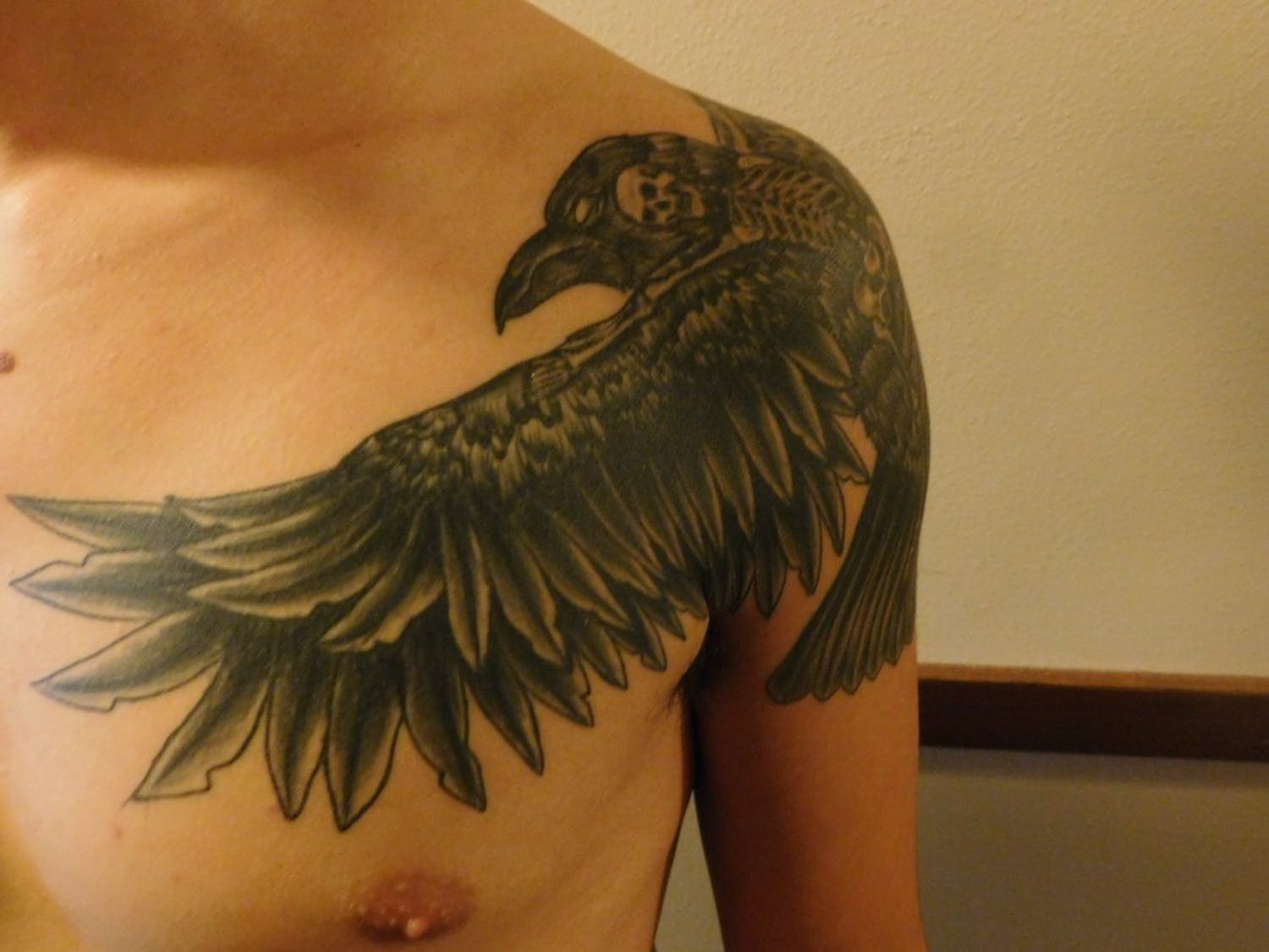 Personal tragedy can fuel creative passions like tattooing.