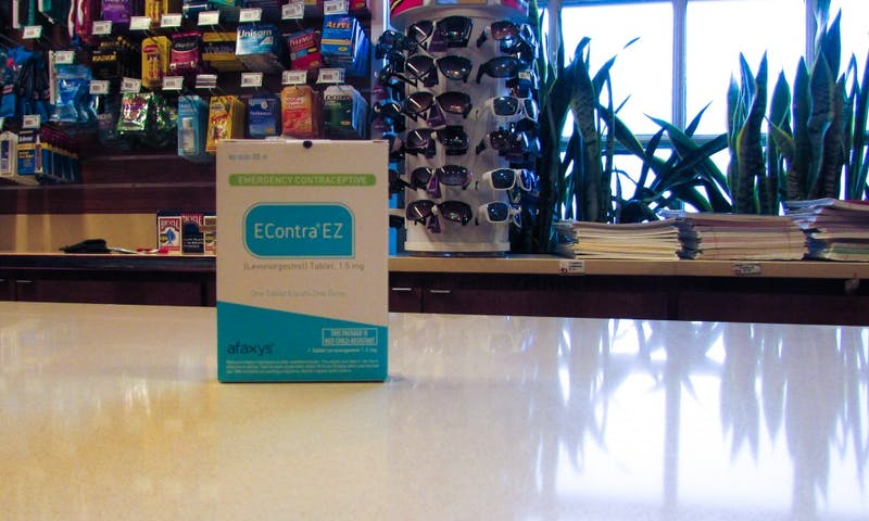 EContra EZ is on sale at Badger Market in Memorial Union for $13.