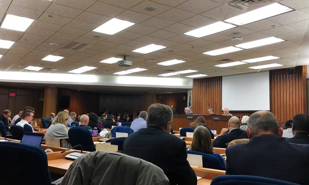 Madison's city council rejected a proposal to temporarily ban new alcohol licenses downtown and approved a $6.8 million award to four affordable housing developments.