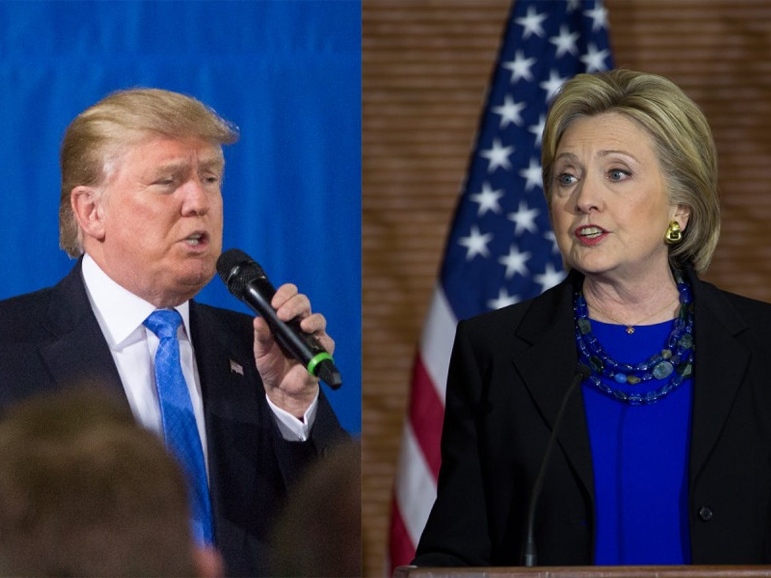 Hillary Clinton and Donald Trump squared off in the third and final presidential debate Wednesday in Las Vegas.